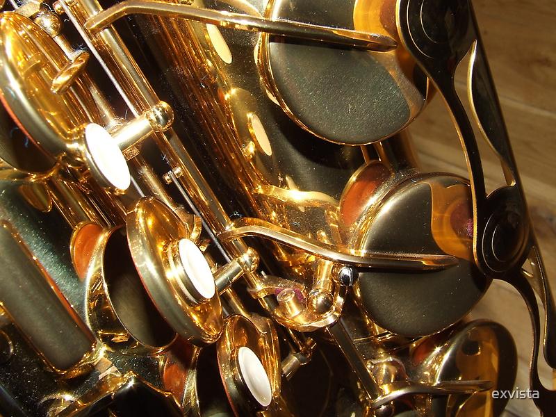 Alto Saxophone 02 by exvista