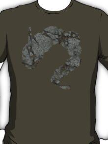 Pokemon: Textured - Onix  T-Shirt