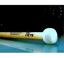 Drumstick 01 Photographic Print