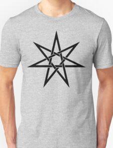 Knot-Style Septagram T-Shirt