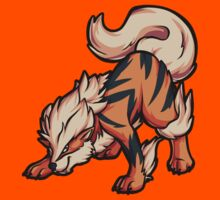 Arcanine Kids Clothes