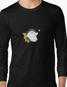 Chubby Cyndaquil  Long Sleeve T-Shirt