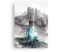 mage wizard destruction wars Metal Print