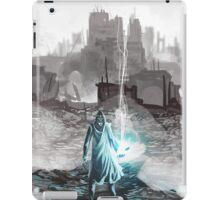mage wizard destruction wars iPad Case/Skin