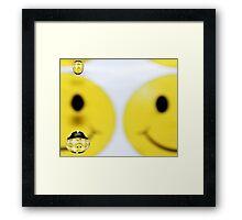 """Acid Drop"" (Crop) Framed Print"