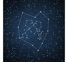 Love Constellation Photographic Print