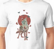 Lady Butterfly Unisex T-Shirt