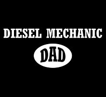 Diesel Mechanic DAD by comelyarts