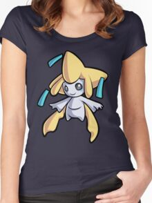 Jirachi Women's Fitted Scoop T-Shirt