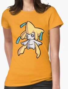 Jirachi Womens Fitted T-Shirt
