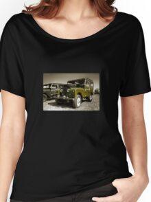 Landy S1 Women's Relaxed Fit T-Shirt