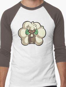 Whimsicott Men's Baseball ¾ T-Shirt