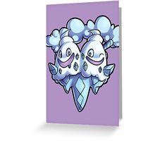 Vanilluxue Greeting Card