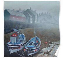 Yorkshire mist Poster