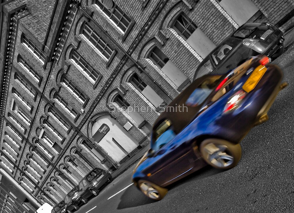 Drive-by by Stephen  Smith