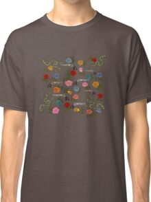 Sweet Guns and Roses Classic T-Shirt