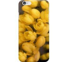 Tiny Yellow Blossoms iPhone Case/Skin