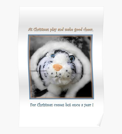 Play And Good Cheer Poster