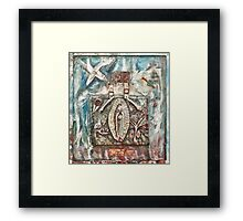The Way of the Raven Framed Print