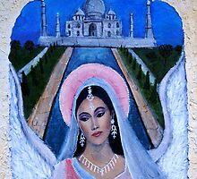 Amishi A Hindu Earthangel Bride by Earthangels