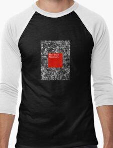 ABSTRACT CERTIFIED Men's Baseball ¾ T-Shirt