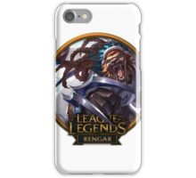 Samsung White Rengar iPhone Case/Skin
