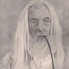 Gandalf LOTR by Raynepau