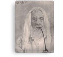Gandalf LOTR Canvas Print