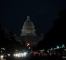 The Capitol Building by andyessex
