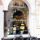 Blues Brothers Coffee Shop by phil decocco