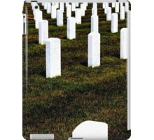 Arlington Cemetery iPad Case/Skin
