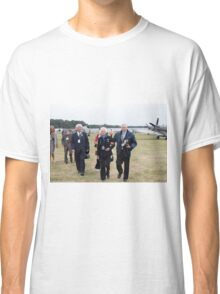 Commemoration of The Hardest Day took place at Biggin Hill Airport Classic T-Shirt