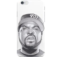 ice cube drawing iPhone Case/Skin