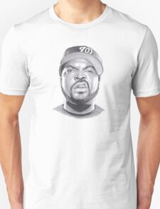 ice cube drawing Unisex T-Shirt