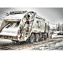NYC Sanitation DSNY Photographic Print