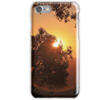 Sunset Orb iPhone Case/Skin
