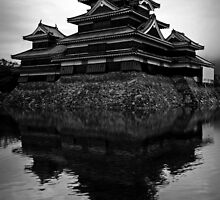 Matsumoto Castle by Matthew Pugh