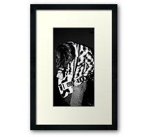 BUST! Framed Print
