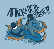Attack of the Octostache by rachelgeorge