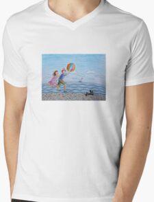 Summer fun Mens V-Neck T-Shirt