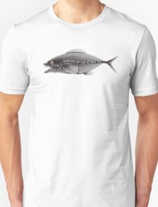 qotsa fish Unisex T-Shirt