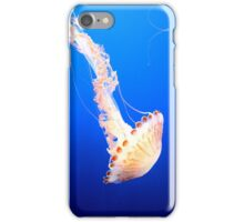 Swimming Jelly iPhone Case/Skin