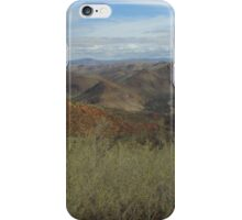 Flinders Ranges - a picturesque panorama iPhone Case/Skin