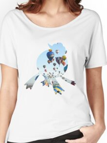 Drifblim used fly Women's Relaxed Fit T-Shirt