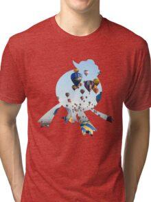 Drifblim used fly Tri-blend T-Shirt