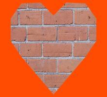 Brick Wall #1 Kids Tee