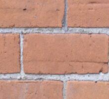 Brick Wall #1 Sticker