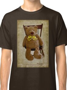 Storybook Teddy Bear with a Ribbon Classic T-Shirt