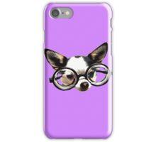 Funny Chihuaua iPhone Case/Skin