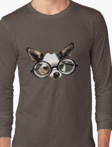 Funny Chihuaua Long Sleeve T-Shirt